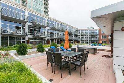 St Louis Condo/Townhouse Active Under Contract: 9 North Euclid Ave #304