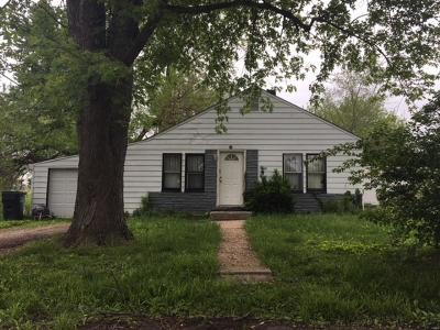 Cahokia Single Family Home For Sale: 1601 Loretta Avenue