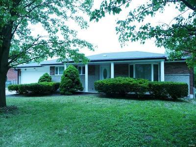 Single Family Home For Sale: 4609 Skyridge Drive