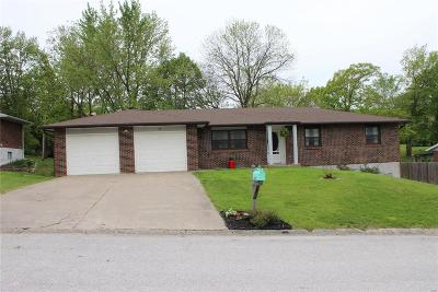 Hannibal MO Single Family Home Active Under Contract: $147,500