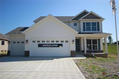 Manchester Single Family Home For Sale: 2 Bblt The Bend/Concord Model