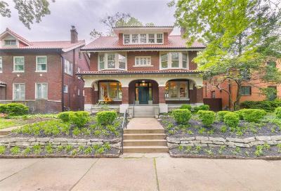 Single Family Home For Sale: 6921 Waterman Avenue