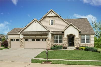 Wentzville Single Family Home For Sale: 21 Boulder Ridge Court