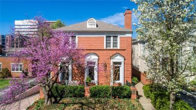 Clayton Single Family Home For Sale: 115 North Bemiston Avenue