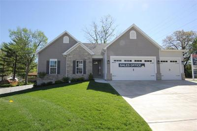 Manchester Single Family Home For Sale: 2 Bblt The Bend/Stratford Model