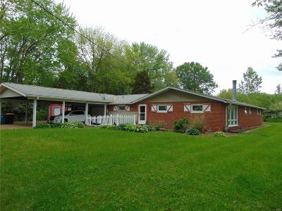 Troy IL Single Family Home For Sale: $199,500