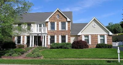 Chesterfield Single Family Home For Sale: 301 Penshurst Place