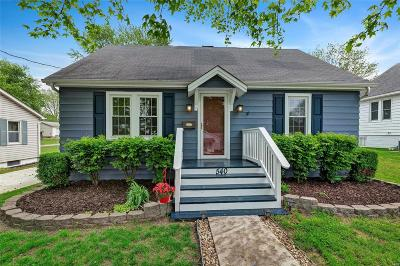 Monroe County Single Family Home Active Under Contract: 540 South Main Street