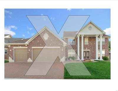 Single Family Home For Sale: 1049 Bridlewood Valley Pointe