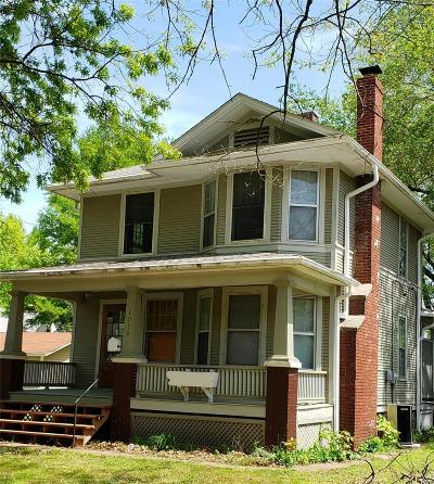 Edwardsville Single Family Home For Sale: 1014 Troy Road