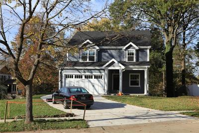 St Louis Single Family Home For Sale: 726 South Ballas