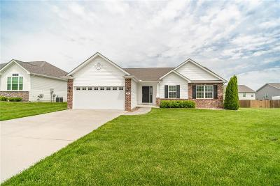 Single Family Home Active Under Contract: 608 Laurelwood Circle
