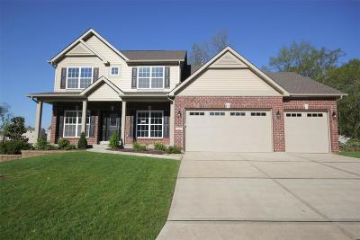 Manchester Single Family Home For Sale: 2 Bblt The Bend/Liberty Model
