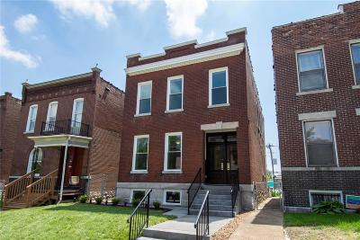 St Louis City County Single Family Home For Sale: 3428 McKean Avenue