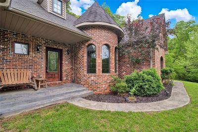 Eureka Single Family Home For Sale: 510 Meadowbrook Valley Drive