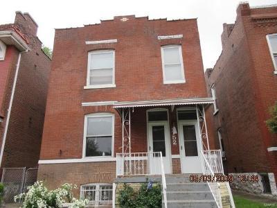 St Louis City County Multi Family Home For Sale: 4752 Saint Louis Avenue