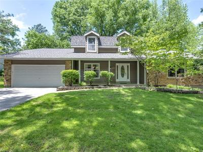 Chesterfield Single Family Home For Sale: 15659 Cedarmill Drive