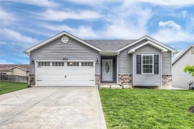 Foristell Single Family Home For Sale: 1123 Marathon Drive