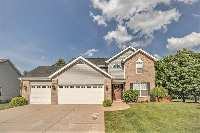 O'Fallon IL Single Family Home For Sale: $274,900