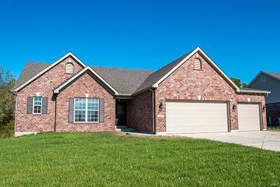 Fenton Single Family Home For Sale: 2 Bblt Oak Ridge Arlington Model