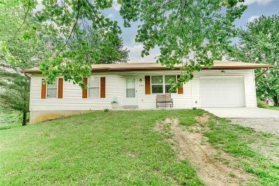 De Soto Single Family Home For Sale: 3241 Flucom