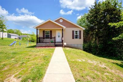 Franklin County Single Family Home For Sale: 1036 Center