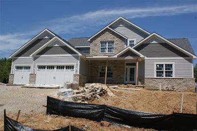 Single Family Home For Sale: 10111 Fieldcrest Lane