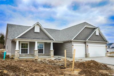 Eureka Single Family Home For Sale: 2 Bblt Steeple Hill/Brookfield