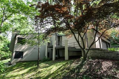 Single Family Home Active Under Contract: 9500 Crooked Creek Trail