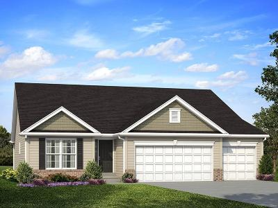 Fenton Single Family Home For Sale: 1750 Ridgeway Trail Drive
