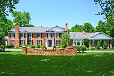 Ladue Single Family Home For Sale: 21 Upper Ladue Road