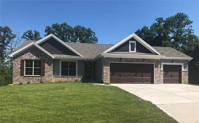 Lincoln County, Warren County New Construction Active Under Contract: Hickory Knoll Drive