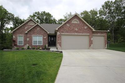Eureka Single Family Home For Sale: 2 Bblt Steeple Hill/Richmond