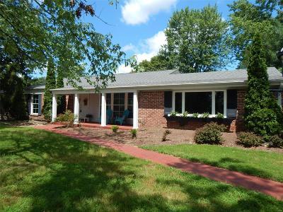 Single Family Home For Sale: 507 Kenilworth Lane