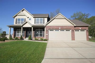 Eureka Single Family Home For Sale: 2 Bblt Steeple Hill/Liberty