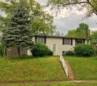 East Alton Single Family Home For Sale: 537 East Main