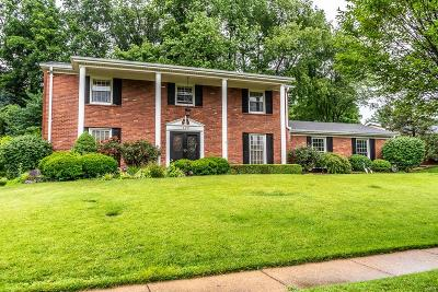 Chesterfield Single Family Home For Sale: 322 Stonecrest