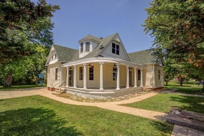 Single Family Home For Sale: 6463 Quercus Grove Road
