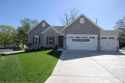 Eureka Single Family Home For Sale: 2 Bblt Arbors/Stratford Model