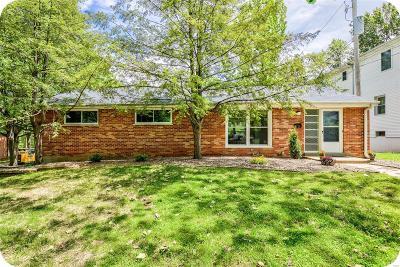 University City Single Family Home For Sale: 942 Wild Cherry Lane