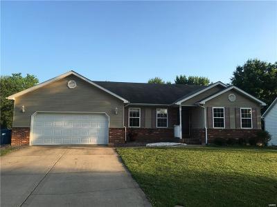 Edwardsville Single Family Home For Sale: 1130 Nassau Drive