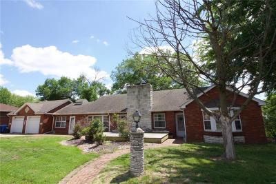 East Alton Single Family Home For Sale: 5 Wilshire Street