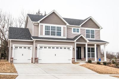 Franklin County Single Family Home For Sale: 2 Bblt West Lake/Prescott Model
