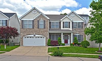 Single Family Home For Sale: 13683 Evergreen Glen Drive