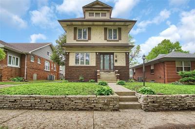 Granite City Single Family Home For Sale: 2559 Delmar Avenue