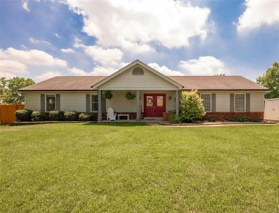 St Charles Single Family Home For Sale: 649 Woodstream Drive