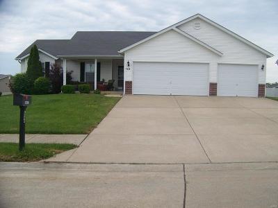 Warrenton Single Family Home For Sale: 826 Warrior Ridge