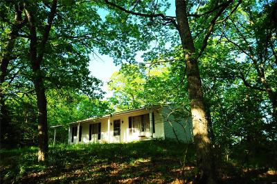 Franklin County Single Family Home For Sale: 3476 Bassett Road