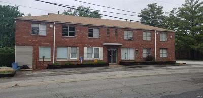 Multi Family Home For Sale: 9901 Diamond Drive
