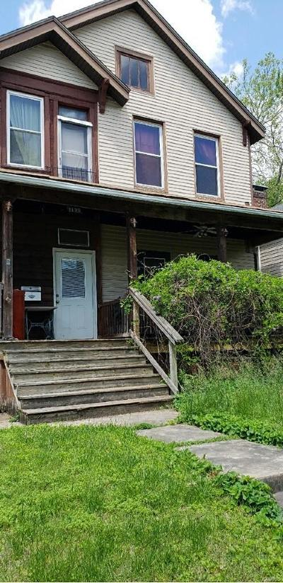 St Louis City County Single Family Home For Sale: 1129 Central Avenue